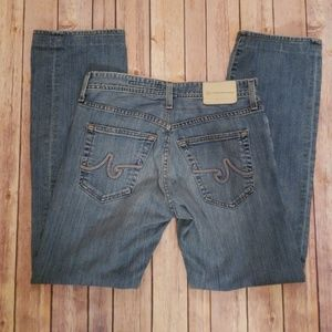 Ag Adriano Goldschmied Jeans - Adriano Goldschmied Protege Straight Leg Jeans